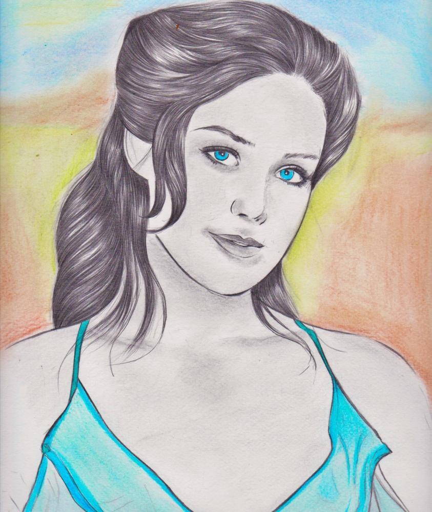 Megan Boone por judith2